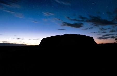 australian outback: Dawn in Australian Outback.