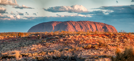 australian outback: Beautiful park of Northern Territory, Australian Outback.