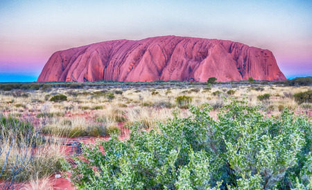magnificence: Magnificence of Australian Outback.