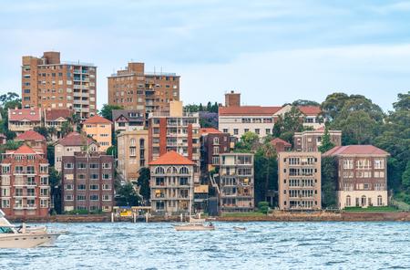 sydney australia: Kirribilli Homes, Sydney - Australia.