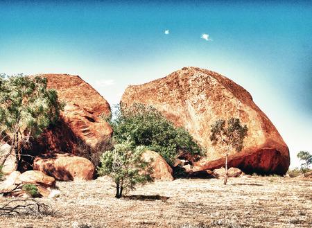 olgas: Beautiful scenario of Australian Northern Territory.