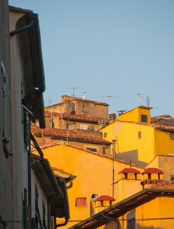 Detail of Castagneto Carducci, Tuscany, Italy