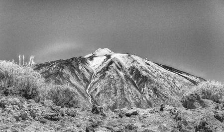Majesty of Mount Teide, Tenerife.