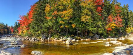 Rocky Gorge Scenic Area, panoramic view