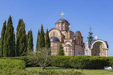 Hercegovacka Gracanica - Orthodox church in Trebinje, Bosnia and Herzegovina