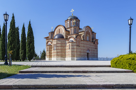 Hercegovacka Gracanica - Orthodox church in Trebinje, Bosnia and Herzegovina