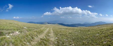 Endless Mountain road - Voras Kaimaktsalan Ski Center, Edessa Greece