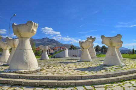 Prilep - Macedonia - Park of the Revolution