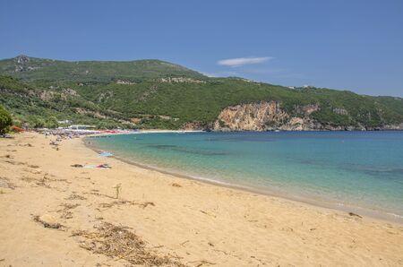 Lichnos Beach - Ionian Sea - Parga, Preveza, Epirus, Greece