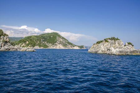 Greece - Parga resort - Ionian Sea