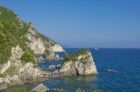 Parga, Greece - Ionian Sea
