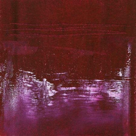 Achtergrond acryl oorspronkelijk geproduceerd als een monoprint op papier textuur