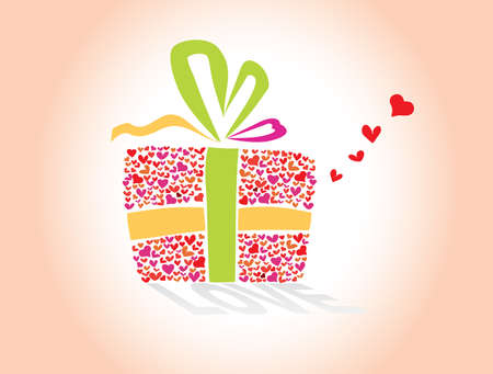 Loves hearts Gift