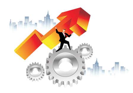 economic: Business Economics Power