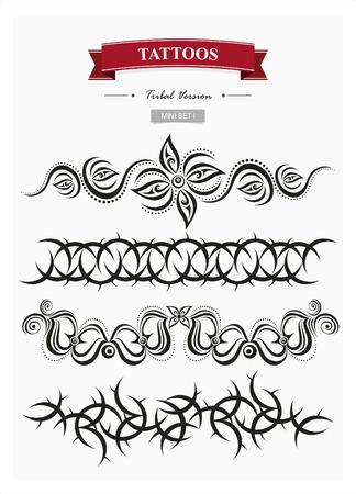 Tattoo set 1