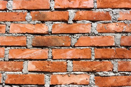 Grunge old bricks wall texture photo