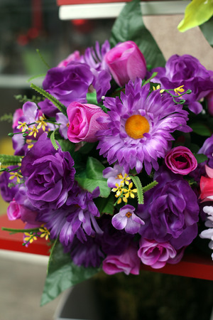Flower arrangements photo