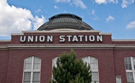 tacoma: TACOMA, WA-JUNE 16: Union Station