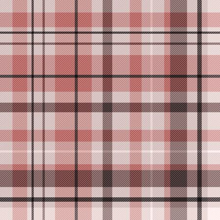Plaid twill pattern texture coral and brown, peach, pink in modern trendy colors. Graphic design element in 12x12 great for digital paper, digital scrapbooking and other graphic projects.