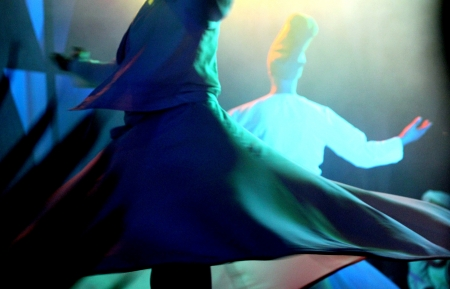 Whirling Dervishes of Mevlevilik   Mevleviye order