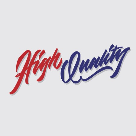 high quality hand lettering typography sales and marketing shop store signage poster Çizim