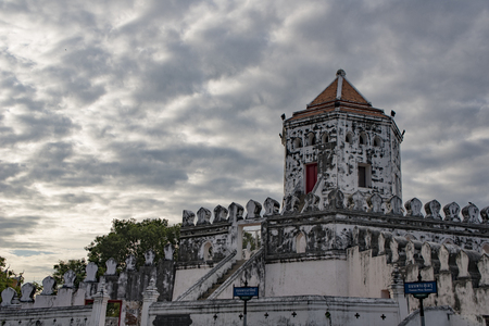 Bangkok, Thailand monuments Stock Photo