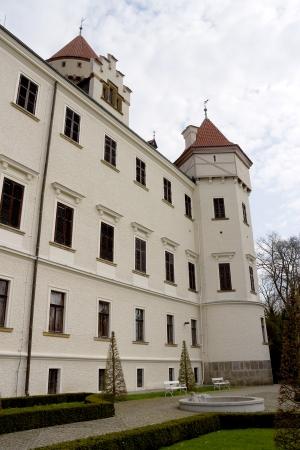archduke: Konopiste Castle, former domain of archduke Franz Ferdinand  Czech Republic