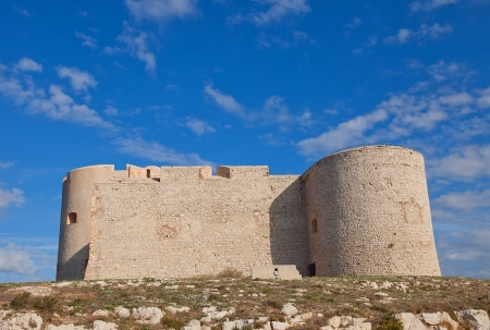 castle if: If castle  circa 1531   Famous for being one of the settings of Alexandre Dumas adventure novel The Count of Monte Cristo  If island, Marseilles, France Editorial