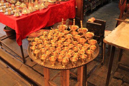 Turkish, Gaziantep, 24 June, - 2019: Historical Grand Bazaar