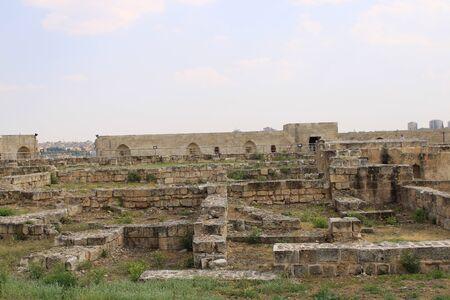 Turkish, Gaziantep, 24 June, - 2019: The Gaziantep Castle. Редакционное