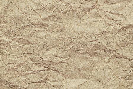 wrinkled paper: Het is gekreukeld papier Texture voor patroon en achtergrond. Stockfoto