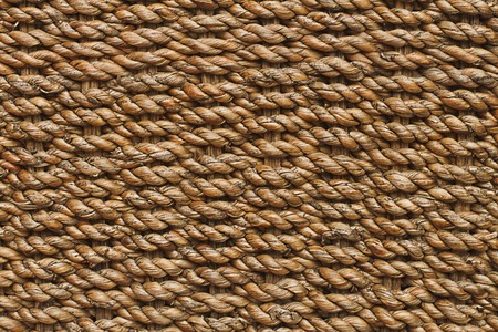 It is Hemp rope texture for pattern and background photo