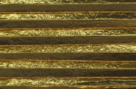 textura oro: Es Textura del oro por el patr�n y el fondo.