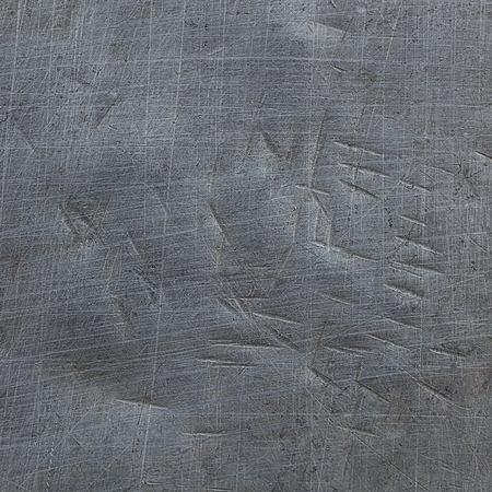 It is scratch on steel. photo
