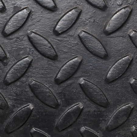diamondplate: It is Design on steel for pattern and background. Stock Photo