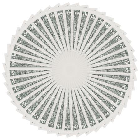 investment real state: Se pila de notas aisladas en blanco. Foto de archivo