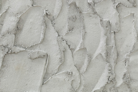 whitewash: It is Cement whitewash for pattern and background.