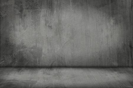 cemento: Es cemento de la pared y el piso para el patrón y el fondo.
