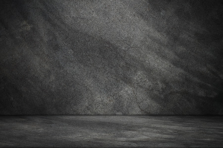 cement wall: Cement wall and floor for pattern and background. Stock Photo