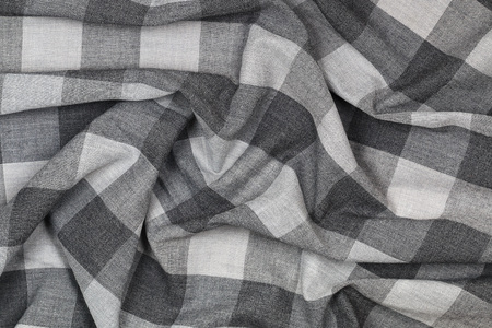 table skirt: it is wavy on cloth for pattern and background. Stock Photo