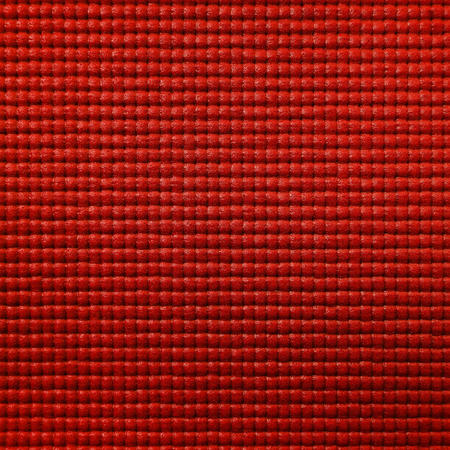 prayer rug: it is red yoga mat texture for pattern and background.