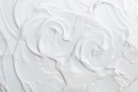 it is white cream texture for pattern and background. Archivio Fotografico