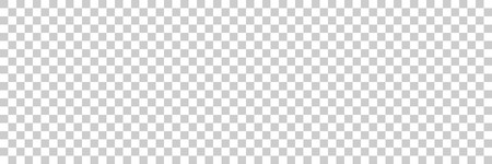 horizontal transparent background for pattern and design,vector illustration. Stock Illustratie