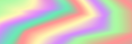 horizontal abstract pastel holographic texture design for pattern and background.