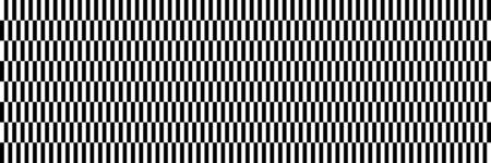 horizontal black and white design  for pattern and background.