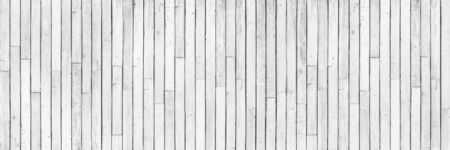 horizontal white wood design for pattern and background. Stok Fotoğraf