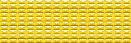horizontal elegant gold design for pattern and background.