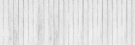 horizontal white wood design for pattern and background. Imagens