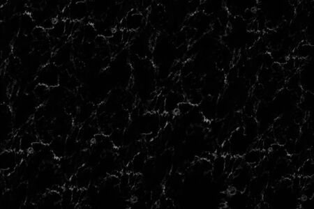 elegant black marble texture for pattern and background. Imagens