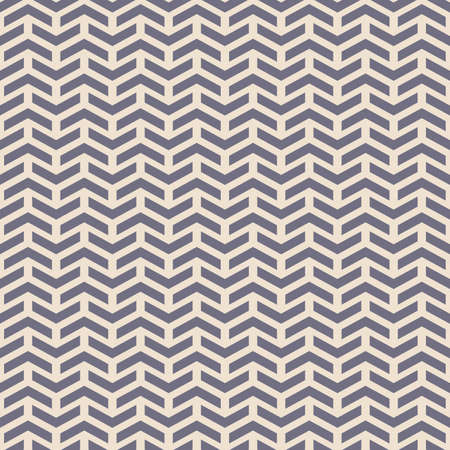 dark grayish blue chevron or herringbone on beige seamless design for pattern and background.